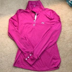 Long sleeve Under Armour pullover